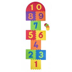 Puzzle penové Skákacia škôlka