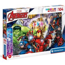 Clementoni Puzzle 104 Avengers brilliant