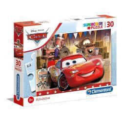 Clementoni Puzzle 30Cars