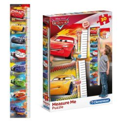 Clementoni puzzle Meter Cars 30 dielikov