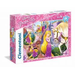 Clementoni Puzzle Maxi 24 Princezná