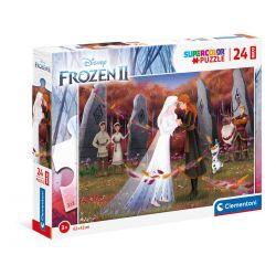 Clementoni Puzzle 24 Maxi Frozen2
