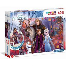 Clementoni Puzzle 40 Frozen2