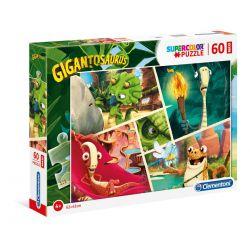 Clementoni Puzzle Maxi 60 Gigantosaurus