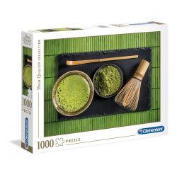 Clementoni Puzzle 1000 Matcha Tea