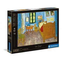 Clementoni Puzzle 1000 Van Gogh/Spálňa