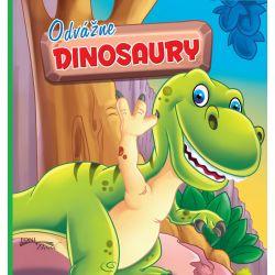 Odvážne dinosaury leporelo
