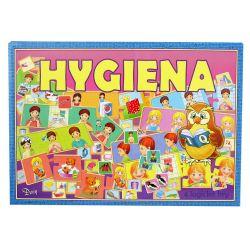 Spoločenská hra - HYGIENA