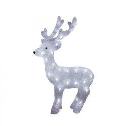Somogyi Vianočná dekorácia Sob KDA 30 teplé/studené biele