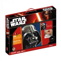 Quercetti Pixel Art Star Wars Darth Vader